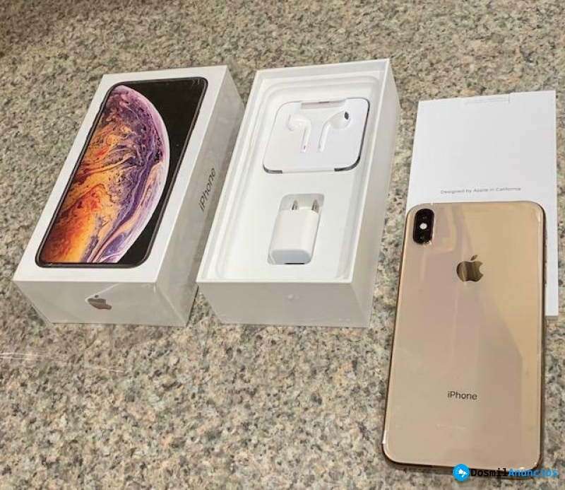 Nuevo Apple iPhone XS / Max 64/256 / 512GB / Sams