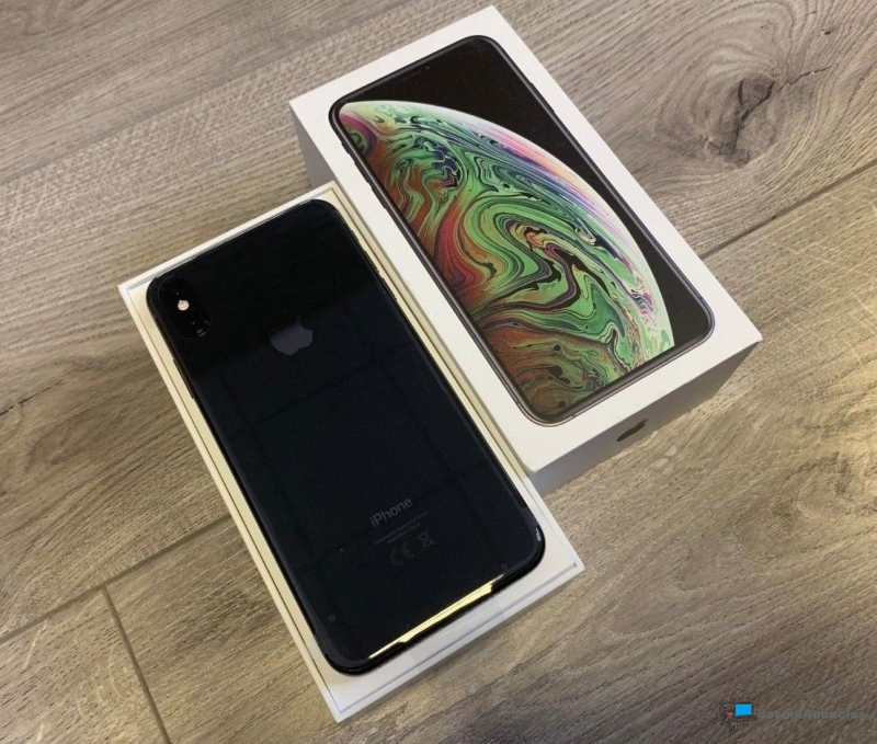 Apple iPhone XS 64GB = €400 ,iPhone XS Max 64GB =