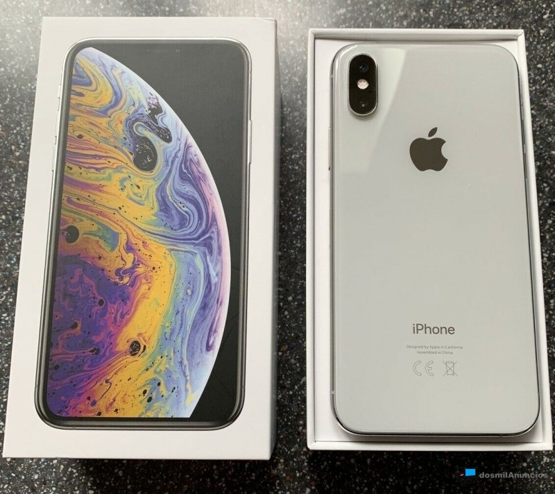 Apple iPhone XS y XS Max 64GB/ 256GB/ 512GB costo