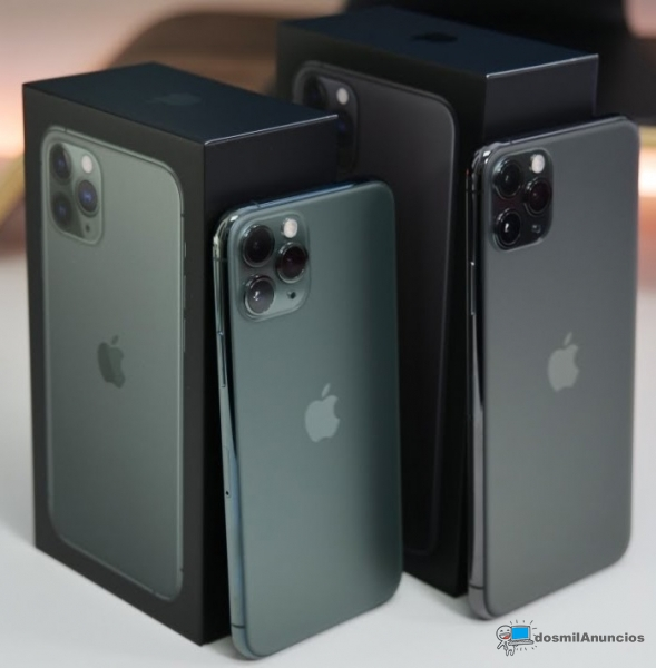 Apple iPhone 11 Pro 64GB = $500,iPhone 11 Pro Max