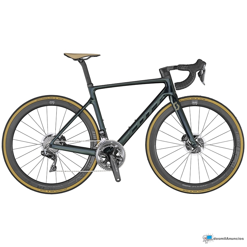 2020 Scott Addict RC Premium Road Bike